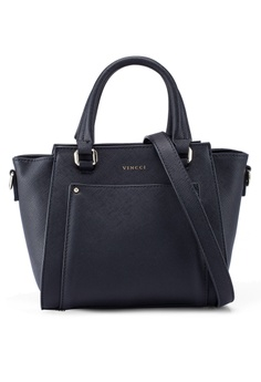abad88f0e4ab VINCCI black Caviar Handbag C2555AC8A9D4BDGS 1