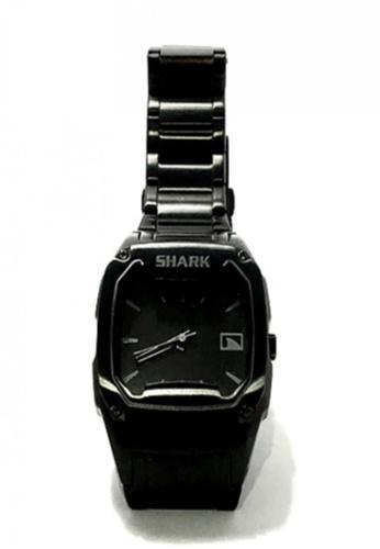 Club West black Shark Full Metal Watch CL139AC89MNYPH_1