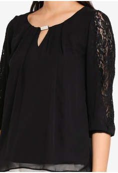 ad9200293e3c1 Shop Dorothy Perkins Tops for Women Online on ZALORA Philippines
