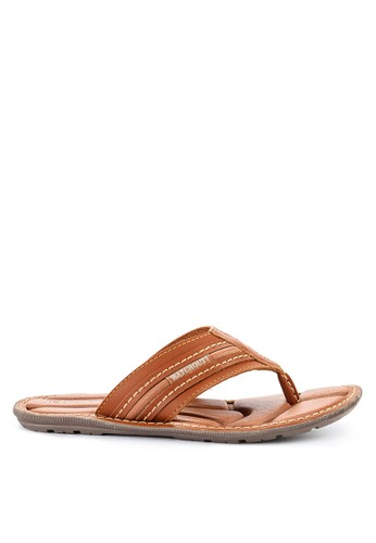 Watchout! Shoes brown Sandals Thong 689E6SH96BB249GS_1