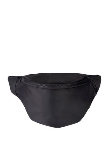 MINKA black LICA Nylon Bumbag 8489BAC229E97CGS_1