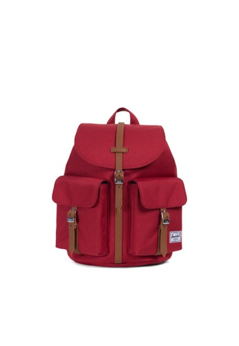 Herschel red Dawson X-Small 39301AC654DB28GS_1