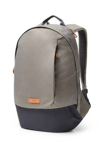 Bellroy grey Bellroy Classic Backpack (Second Edition) - Limestone EAAFBAC7BEB24FGS_1