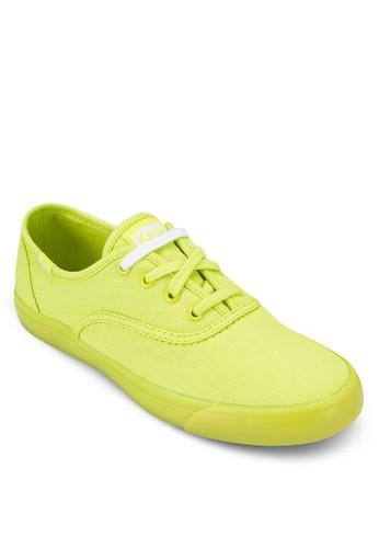Triumph 繫帶平底休閒鞋, 女鞋esprit高雄門市, 鞋