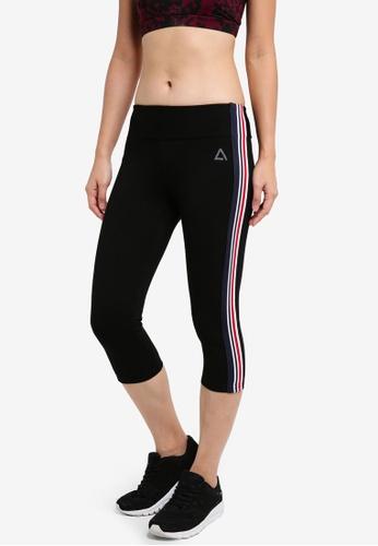AVIVA black Capri Pants 9C1F7AA0383084GS_1