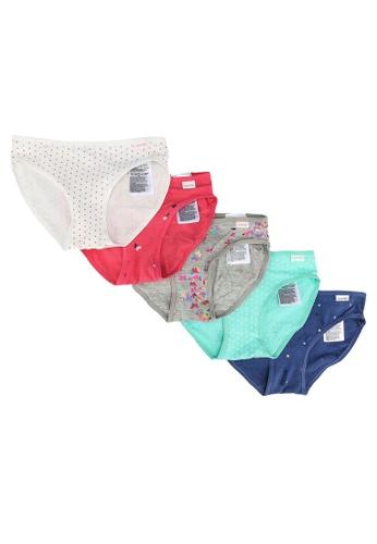 GAP multi 5 Packs Butterfly Printed Bikini Briefs 4621CKA51F44DBGS_1