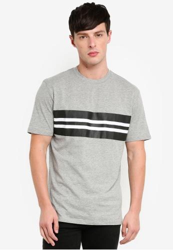 Factorie 多色 Short Sleeve Graphic T Shirt 2F93BAA985C428GS_1
