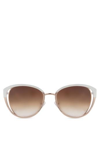 Londonderry 貓眼太陽眼鏡, 飾品配zalora taiwan 時尚購物網鞋子件, 飾品配件