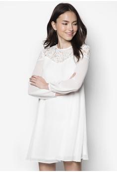 Love Lace Swing Dress