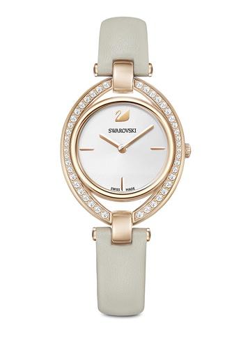Swarovski grey Stella Watch 4AC54AC2B1BD97GS_1