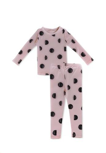 cocohanee black and pink Cocohanee Black Polkadot Pink 9269EKA5B9960AGS_1