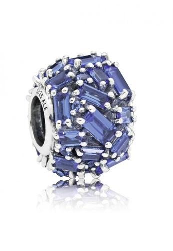 Pandora blue Blue Ice Cube Charm C2FD1AC8BBFDE3GS_1