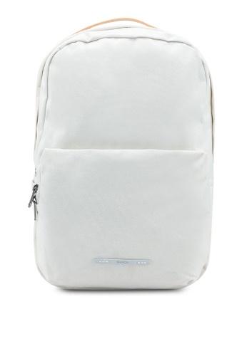"Rawrow white Wax 222 Cotna 15"" Backpack BBB2FAC1789B61GS_1"