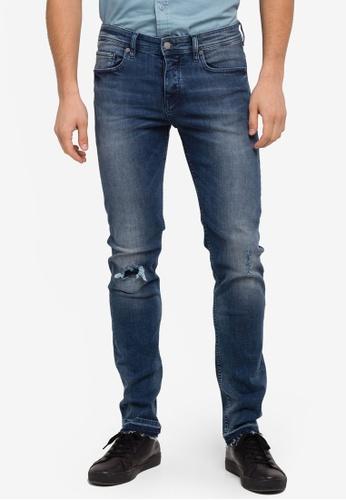 Boss Orange blue 90s Jeans BO434AA0SPEVMY_1