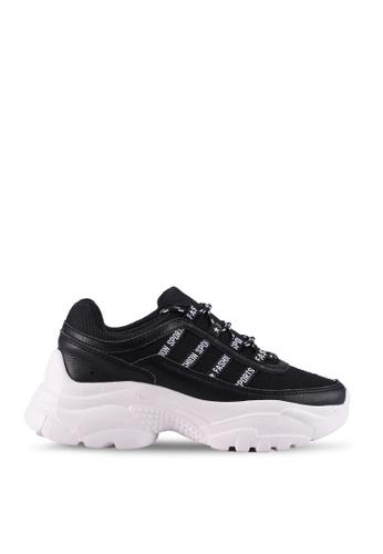 nose black Fashion Sneakers CBDA0SH6411C1EGS_1