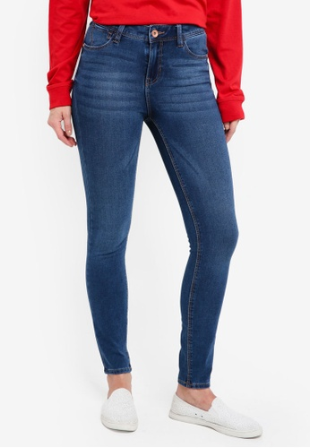 OVS blue Classic Jeans C40CAAA1CE9679GS_1