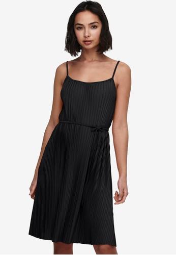 ONLY black Mary Sleeveless Dress 73005AA6DE7C0BGS_1