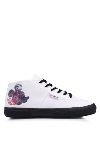 Superga white Comfleau Sneakers 54E92SH1C85B3FGS_1