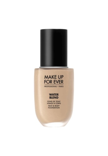 MAKE UP FOR EVER beige WATER BLEND - Face & Body Foundation 50ML Y245 5C330BE7B8691EGS_1