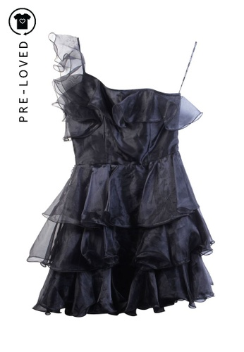 Other Designers black Pre-Loved other designers Black Cocktail Dress 8E1BBAA8E3E81AGS_1