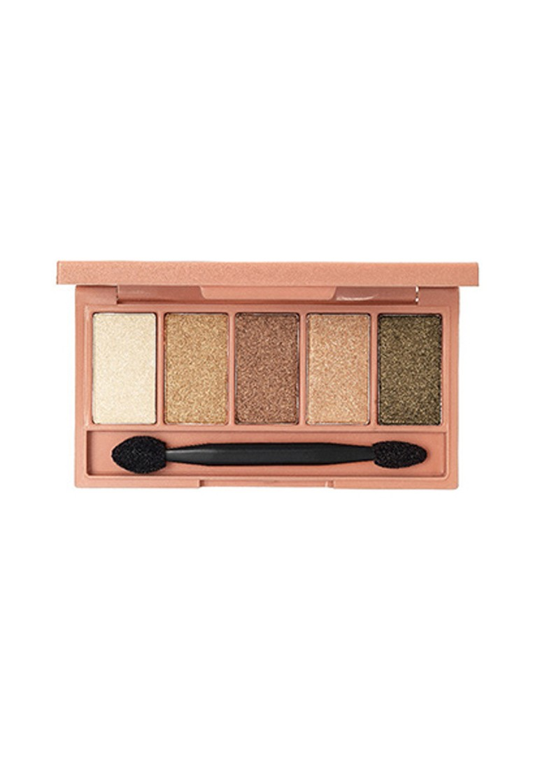 Aritaum Styling Eye Palette - Coral Brown