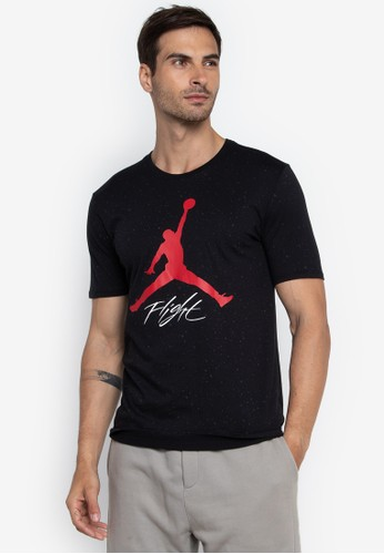 Nike black Jordan Sportswear Jumpman Dna Graphic 1 Top B1473AAB1CC968GS_1