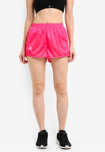FBT pink Running Shorts Straight Cut 5211EAA741AF85GS_1