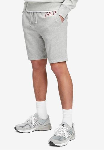 Gap grey Mini Arch Shorts 5E464AA082E8BFGS_1