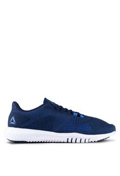 529cb76490d Reebok navy Training Flexagon Shoes DB7F8SHC4AC8ABGS 1