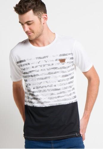 X8 multi Roman T-Shirt X8323AA22JUVID_1