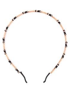 Beads w/ Design headband