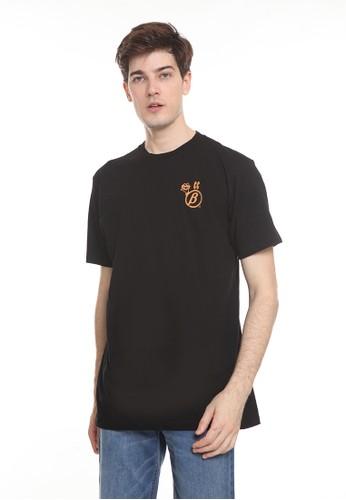 bloop black Bloop Tshirt Bguy Black - BLP-TC004 BBC85AAC8536AAGS_1