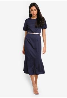 6a8d10bbe4 43% OFF CLOSET Closet Short Sleeve Midi Dress S  92.90 NOW S  52.90 Sizes 8  10 12 14 16