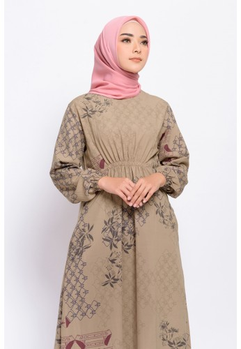 ZM ZM - Gyan Mocca Dress Jelita Indonesia Edisi Palembang 139F1AAE3DE2D4GS_1