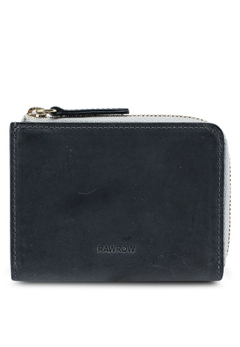 Rawrow grey Zip 182 Wallet 6FBD4AC9F70B37GS_1