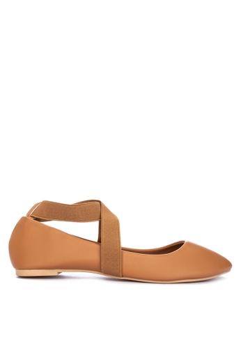 BENCH brown Ballerina Flats 33259SH8A9D82AGS_1