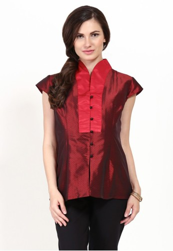 Chantilly red Blus hamil Qing 21013 CH841AA10HHPID_1