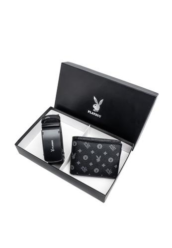 Playboy black Playboy Gift Set Box 3D26DACD6FD6EEGS_1