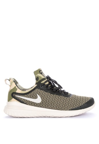 Nike multi Nike Renew Rival Camo Shoes 869FCSH1A3818CGS_1