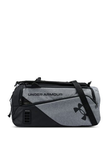 Under Armour grey Contain Duo Backpack Duffle Bag 34ACFAC6A9CAB2GS_1