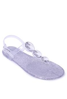 Starlight Flat Sandals