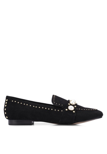 Carvela KG black Leighton Loafers CA459SH0SD2RMY_1