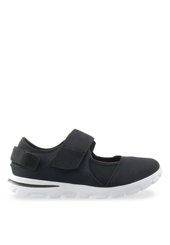 Footspot black Sprox - Causal Sneakers FO296SH40QXBHK_1