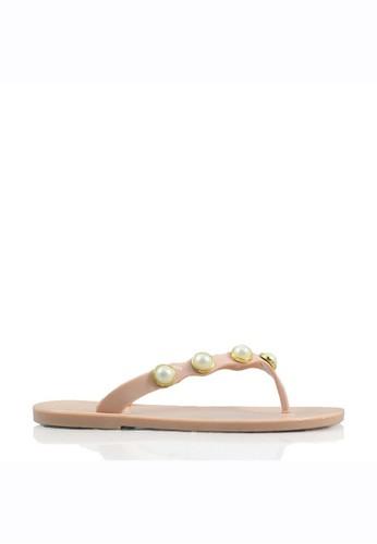 Bellagio pink Flats Sandal BE376SH0VYO6ID_1