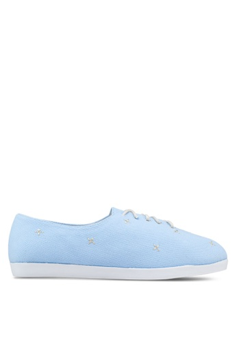 Te Chi-Chi blue Basic Sneakers TE125SH99KKMMY_1
