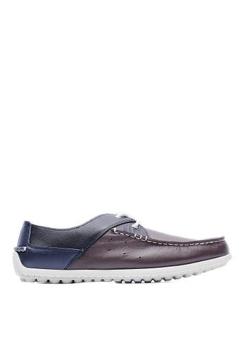 Life8 brown MIt Casual-Derby-Shoes.-09232-Tan. LI283SH46KUNSG_1
