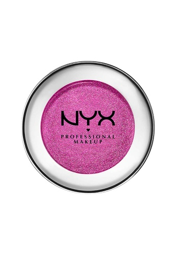 NYX Professional Makeup pink NYX Professional Makeup Prismatic Eyeshadow - DOLLFACE 998B3BECF178C3GS_1