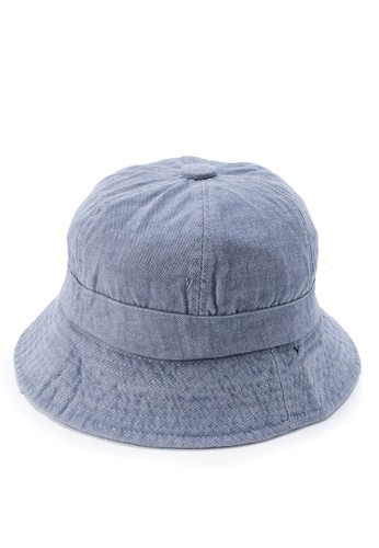 Urban State purple Washed Cotton Bucket Hat 2F1CFAC00F4ACFGS_1
