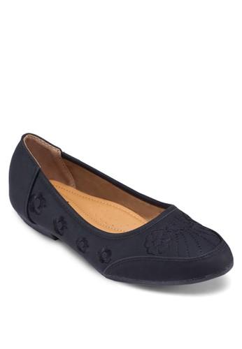 繡花娃娃鞋, 女鞋,esprit tw 鞋