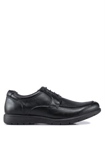 Bata black Lace Up Dress Shoes 3F458SHF615A0BGS_1